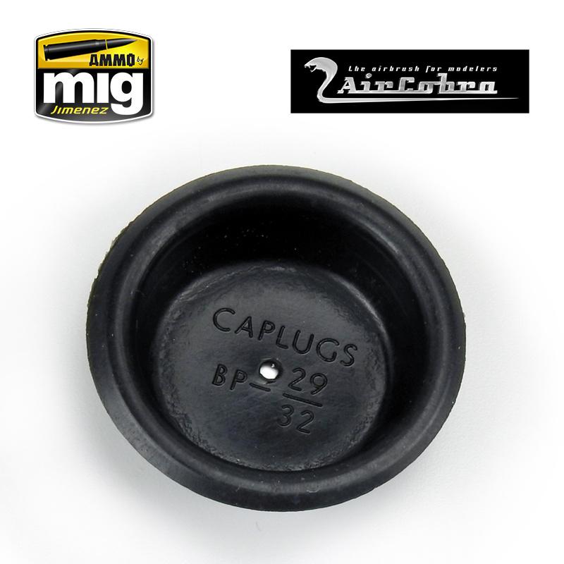 Ammo by Mig Jimenez Aircobra PVC Color Cup Lid  - A.MIG-8662