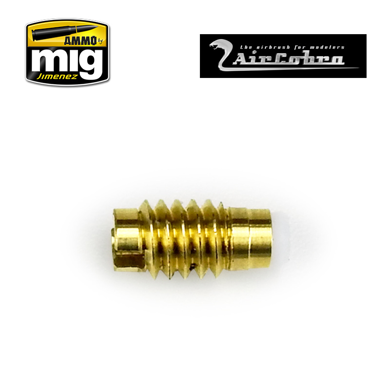 Ammo by Mig Jimenez Inner Seal Screw And Ptfe Needle Bearing - A.MIG-8640