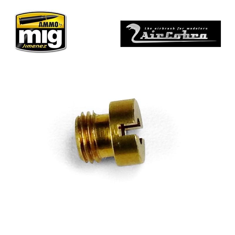 Ammo by Mig Jimenez Air Valve Screw - A.MIG-8638