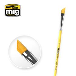 6 Syntetic Angle Brush A.MIG-8607