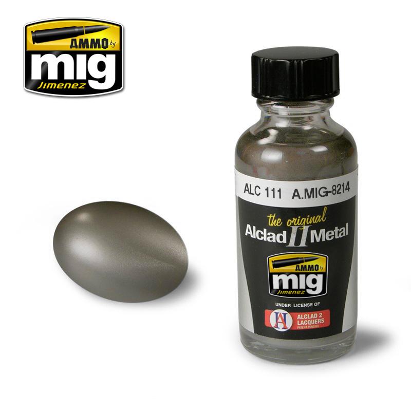Ammo by Mig Jimenez Alclad by Ammo - Magnesium Alc111 - 30ml - A.MIG-8214