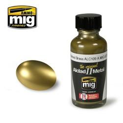 Alclad by Ammo - Polished Brass Alc109 - 30ml - A.MIG-8206