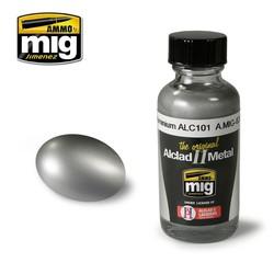 Alclad by Ammo - Aluminium Alc101 - 30ml - A.MIG-8201