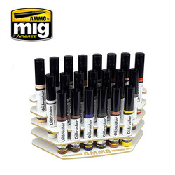 Oilbrusher Organizer - A.MIG-8020