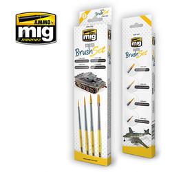 Starter Brush Set - A.MIG-7602