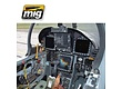 Ammo by Mig Jimenez Airplane Weathering Sets - US Modern Cockpits - A.MIG-7436