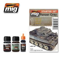 Panzer Grey Set  - A.MIG-7407