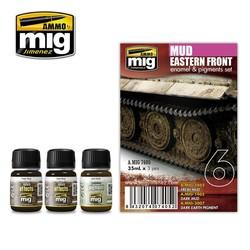 Easter Front Mud Set  - A.MIG-7405