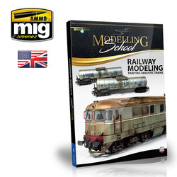 Modelling School - Railway Modeling: Painting Realistic Trains English