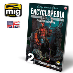 Encyclopedia Of Figures Modelling Techniques Vol. 2 - Techniques And Materials English