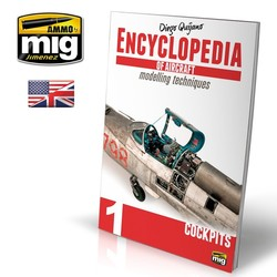 Encyclopedia Of Aircraft Modelling Techniques - Vol.1 - Cockpits English