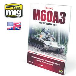 M60A3 Main Battle Tank Vol. 1 English - A.MIG-5953