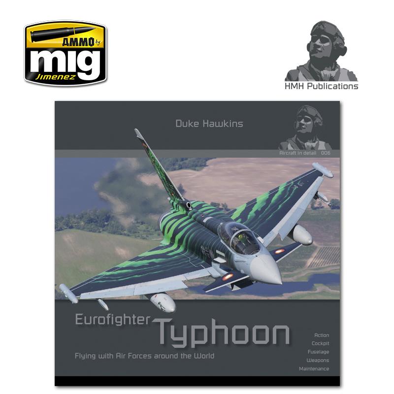 Ammo by Mig Jimenez Eurofighter Typhoon - DH-006