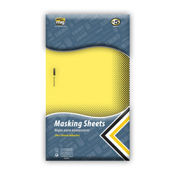 Masking Sheets - A.MIG-8043