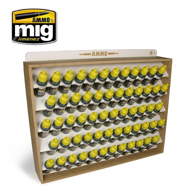 Ammo by Mig Jimenez 17 ML Ammo Storage System - A.MIG-8005