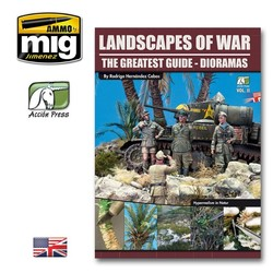 Landscapes Of War. The Greatest Guide Vol. 2 - Dioramas   English