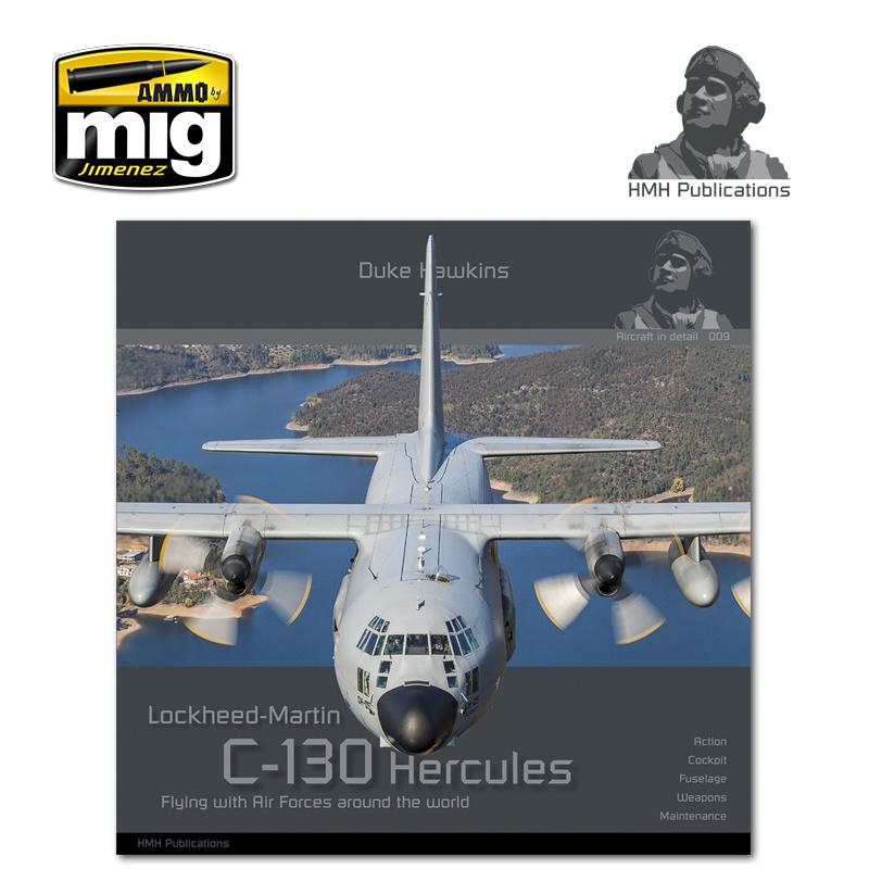 Ammo by Mig Jimenez Lockheed-Martin C-130 Hercules  - DH-009