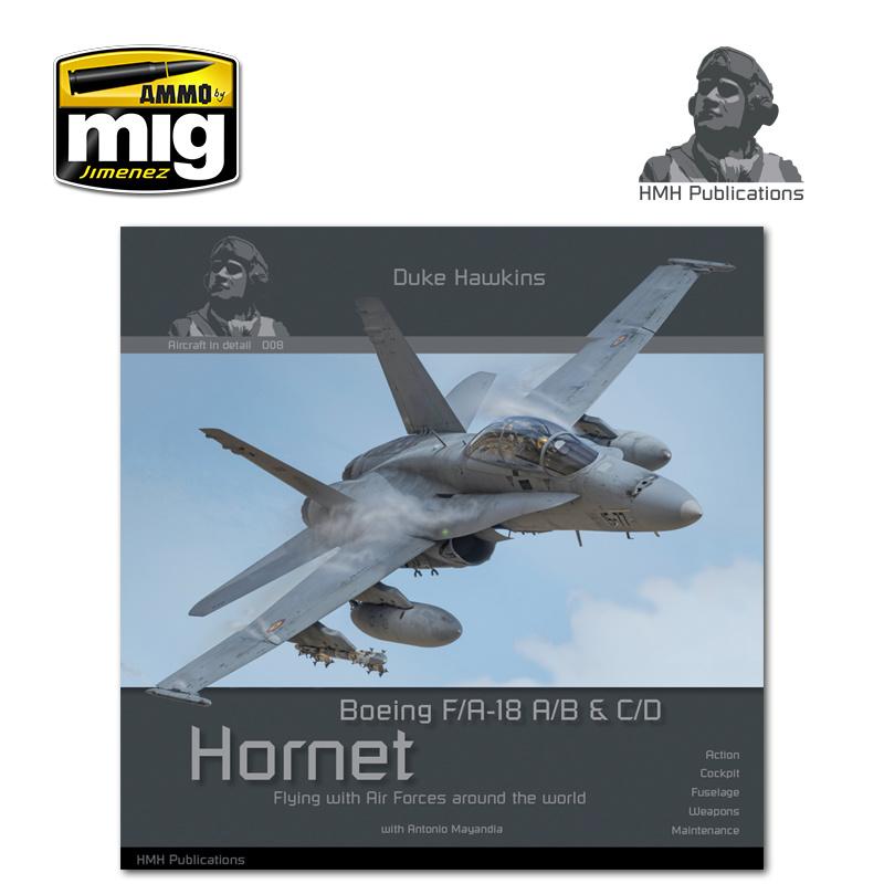 Ammo by Mig Jimenez Boeing F/A-18 A/B & C/D Hornet - DH-008