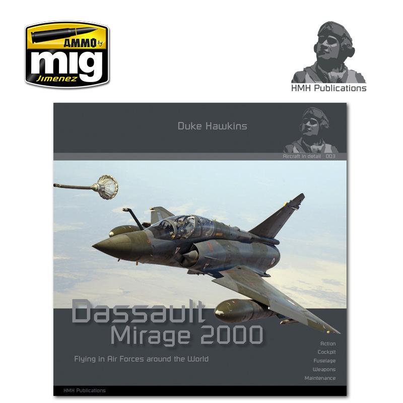 Ammo by Mig Jimenez Dassault Mirage 2000 - DH-003