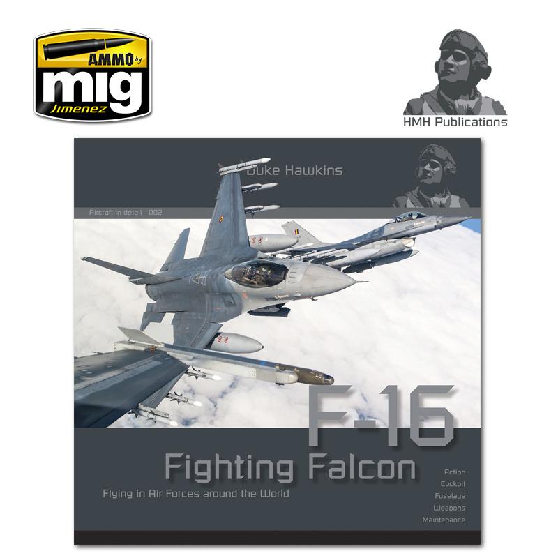 Ammo by Mig Jimenez F-16 Fighting Falcon - DH-002