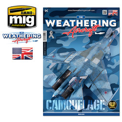 The Weathering Aircraft - Issue 6. Camouflage - English - A.MIG-5206