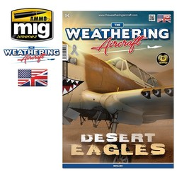 The Weathering Aircraft - Issue 9. Desert Eagles - English - A.MIG-5209