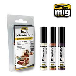 Oilbrusher Starship Markings Set - A.MIG-7513