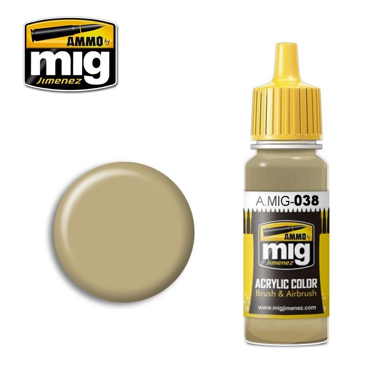 Ammo by Mig Jimenez Light Wood - 17ml - A.MIG-0038