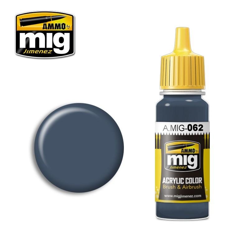 Ammo by Mig Jimenez French Blue - 17ml - A.MIG-0062