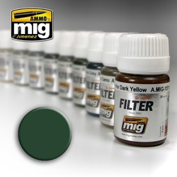 Filter - Green For Grey Green - 35ml - A.MIG-1508