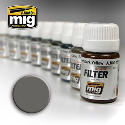 Filter - Grey For White - 35ml - A.MIG-1501