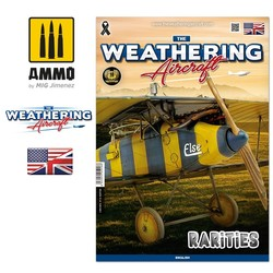 The Weathering Aircraft - Issue 16. Rarities - English - Ammo by Mig Jimenez - A.MIG-5216