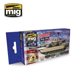 Modern Usa Army Colors - A.MIG-7159