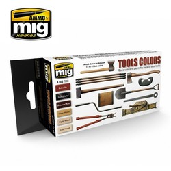 Tool Colors - A.MIG-7112
