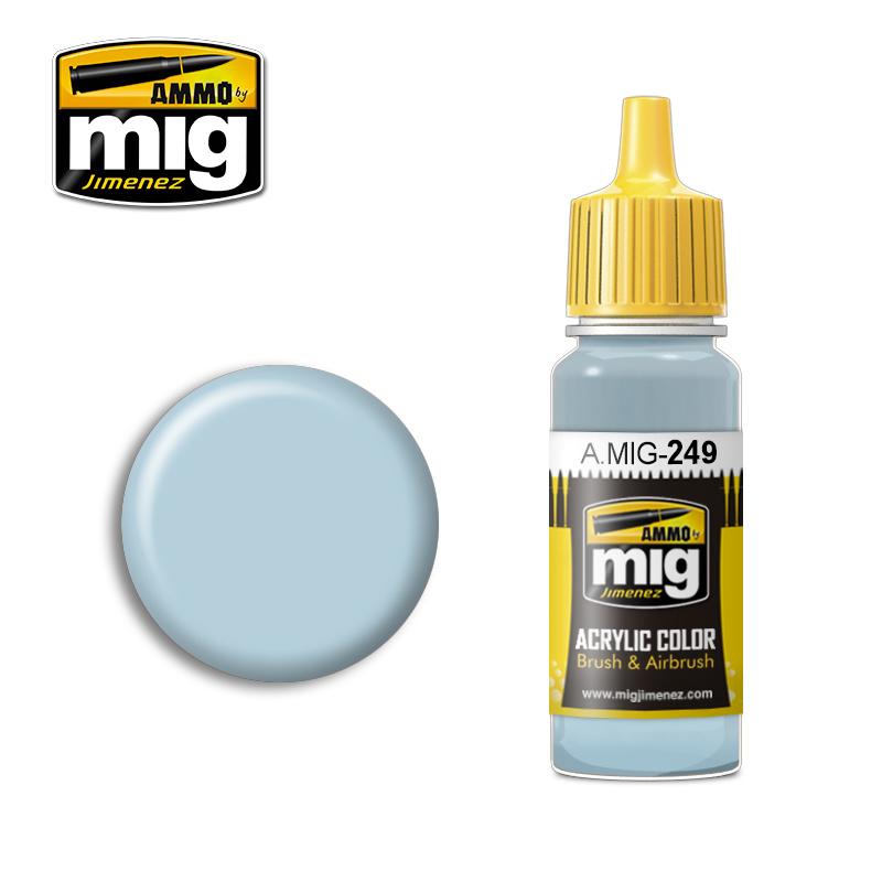 Ammo by Mig Jimenez Light Blue - 17ml - A.MIG-0249