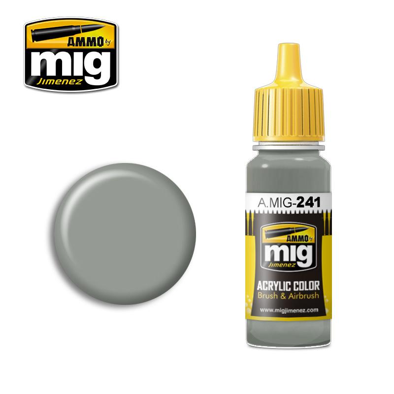Ammo by Mig Jimenez FS 36440 Light Gull Gray - 17ml - A.MIG-0241