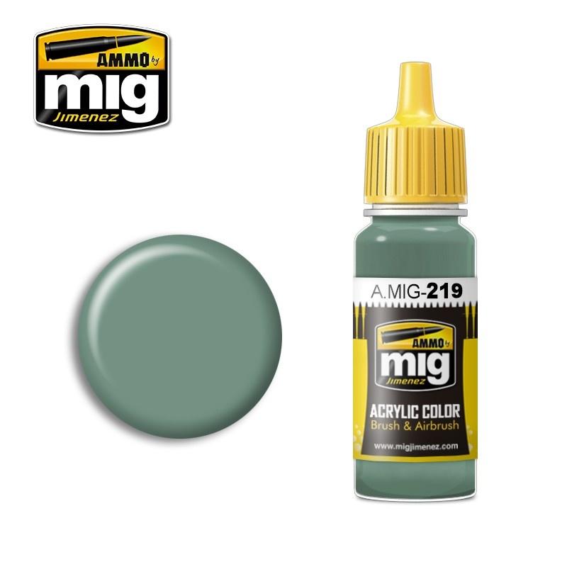 Ammo by Mig Jimenez FS 34226 (BS283) Interior Green - 17ml - A.MIG-0219
