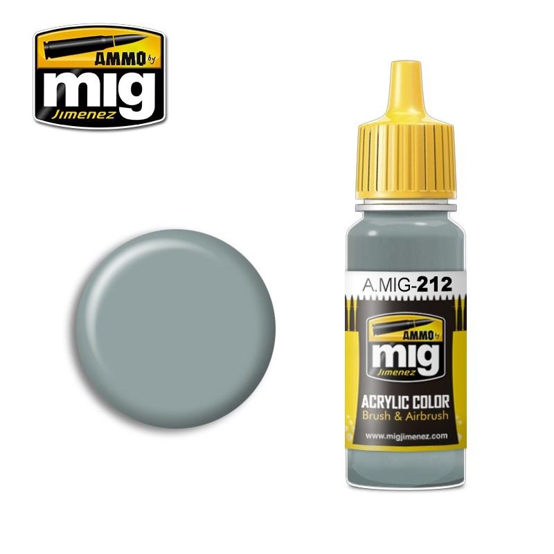 Ammo by Mig Jimenez FS 26373 Silver Grey - 17ml - A.MIG-0212
