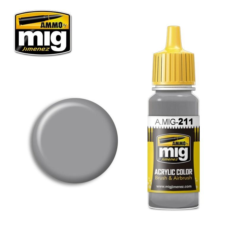 Ammo by Mig Jimenez FS 36270 Medium Gray - 17ml - A.MIG-0211