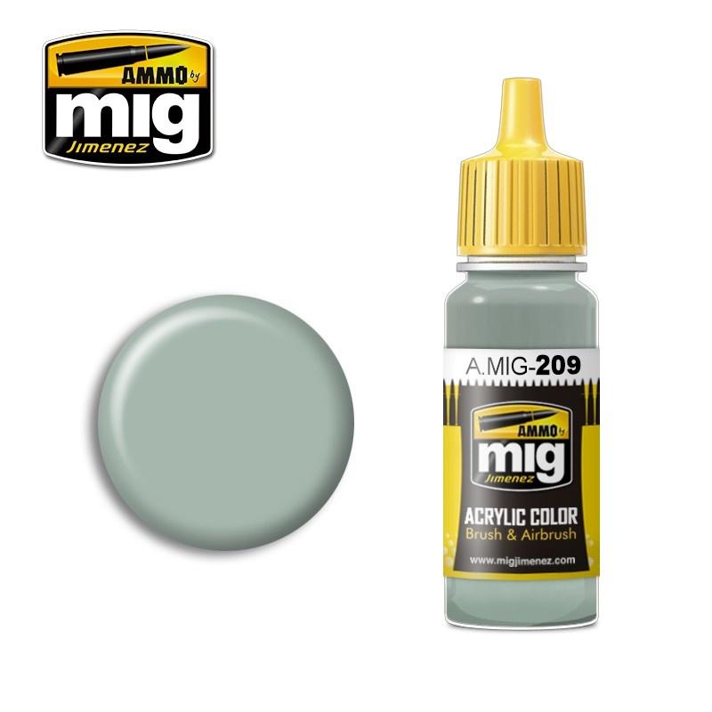 Ammo by Mig Jimenez FS 36495 Light Gray - 17ml - A.MIG-0209