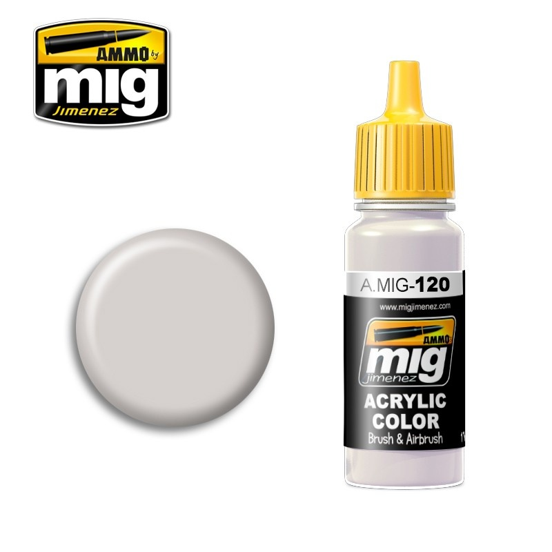 Ammo by Mig Jimenez Light Brown-Gray - 17ml - A.MIG-0120