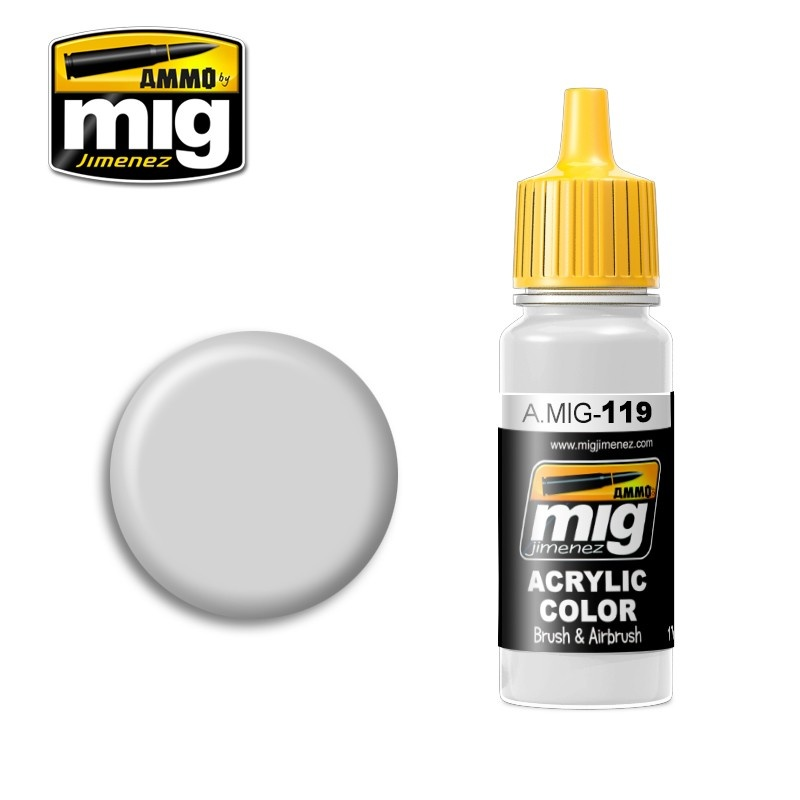 Ammo by Mig Jimenez Cold Gray - 17ml - A.MIG-0119