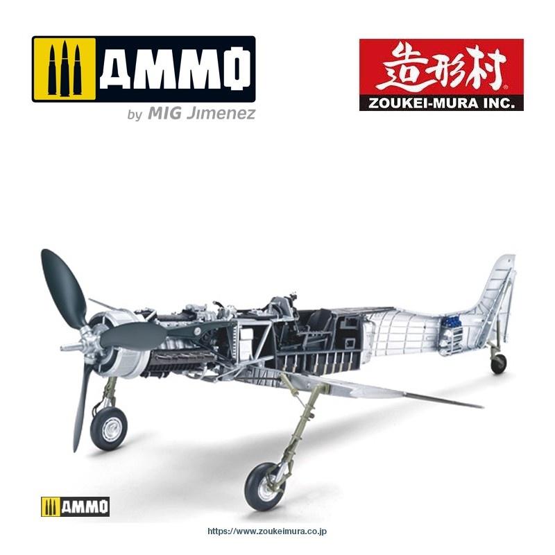 Focke-Wulf Ta152H-1 - Zoukei Mura - Scale 1/48 - VOLKSWS4802