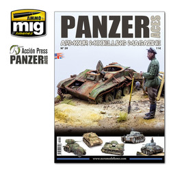 Panzer Aces #59 English - PANZ-0059