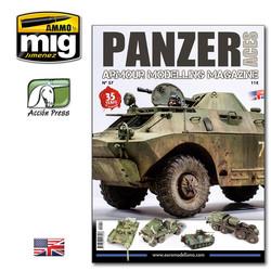 Panzer Aces #57 English - PANZ-0057