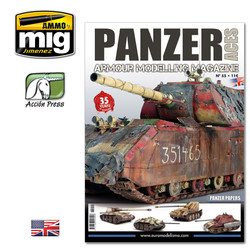 Panzer Aces #55 (Panzer Papers) English - PANZ-0055
