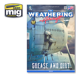 The Weathering Aircraft - Issue 15. Grease And Dirt - English - A.MIG-5215