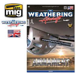 The Weathering Aircraft - Issue 10. Armament - English - A.MIG-5210