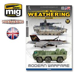 The Weathering Magazine Issue 26. Modern Warfare - English - Ammpo by MIg Jimenez - A.MIG-4525
