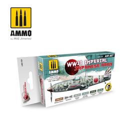 WWII Imperial Japanese Army - Ammo by Mig Jimenez - A.MIG-7229